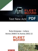 Resumen Pruebas 2648-2651 (Fleetboard by Carlos Valverde)