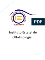 Transparencia Oftalmologia 2016