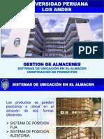 10-Sistemas Ubicacion en El Almacen - Codificacion