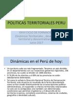 Politicas Territoriales Perú Piura