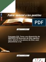 Pablo Apóstol a Los Gentiles
