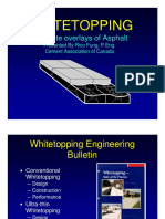 White Topping