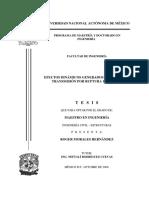21. Efectos Dinámicos Generados en Torres de Transmisión Por Ruptura de Cables - R. Morales H.