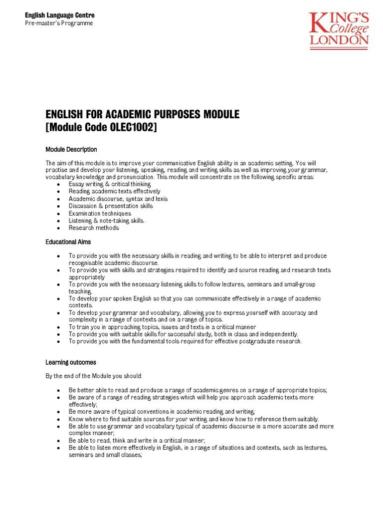 National science case studies