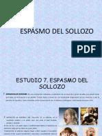 129449189 Espasmo Del Sollozo Pptx