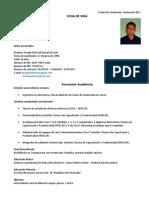 JMAL Currículum 2017