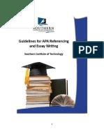 2014 APA Essay Handbook