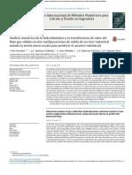 Analisis Numerico de Un Riser Industrial