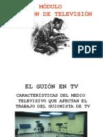Módulo El Guíon de Tv