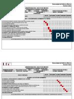 Cronograma Ciencias II (2017-2018)