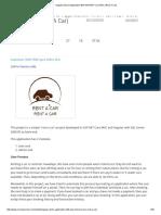 Angular Demo Application With ASP