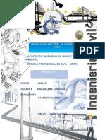 Facultad de Ingenieria de Minas Civil Ambiental