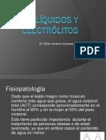 2. Líquidos y Electrólitos