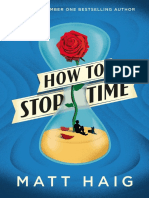 How to Stop Time by Matt Haig Chapter Sampler