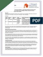 Good Practice Bulletin - Sept 2015