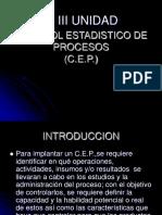 CONTROL ESTADISTICO DE PROCESOSwilmito.ppt