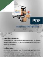 Recurso - Canales de Distribucion