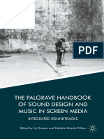The Palgrave Handbook of Sound Design and Music in Screen Media Integrated Soundtracks