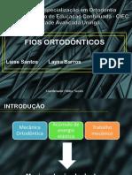 Apresentação Fios Ortodonticos FINAL