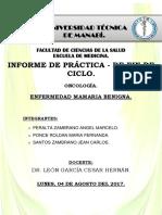 ENFERMEDADES MAMARIAS BENIGNAS
