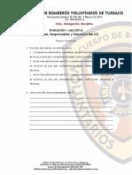 evaluacion 2 SCI