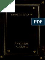 Andrea Alciati. Emblemata