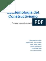 Epistemología+del+constructivismo