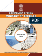 PowerTex India Brochure English
