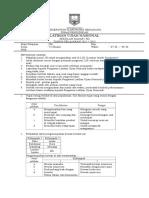 Latihan Soal US 2016 IPA 1