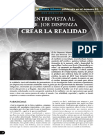 Dispenza, Joe - Crear La Realidad