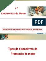 Tendencias en La Proteccion Electronica Del Motor