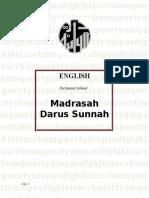 English Modul Masrasah Darsun