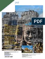 Cambodia - Phnom Penh - Siem Reap