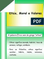 Ética Moral e Valor