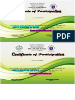 Essay Writing Certificate