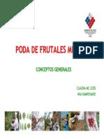 Poda Frutales Menores-claudia Mc Leod