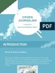 Case Study Citizen Journalism2