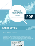 Case Study Citizen Journalism2