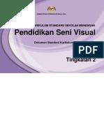 DSKP KSSM PENDIDIKAN SENI VISUAL TINGKATAN 2.pdf