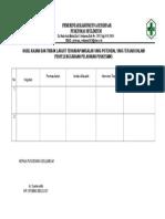 1.2.3.1 Hasil Evaluasi Tentang Akses Terhadap Petugas Yang Melayani Program,Dan Akses Terhadap Pkm
