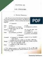 pronombres homéricos
