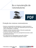 Operação e Manutenção de Motoredutores (1)