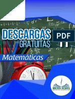 MATEMÃ-TICAS_11º