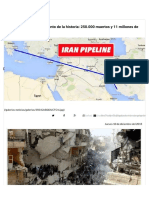 El Gasoducto Más Sangriento de La Historia_ 250.000 Muertos y 11 Millones de Desplazados Sirios _ Mil21
