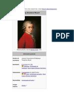 Biografia Mozart