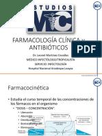 PPT-FARMACOLOGIAYANTIBIOTICOS