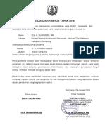 Perjanjian Kinerja 2016 (JANUARI)