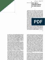 Jobet, J. C., Notas Sobre Las Concepciones Marxistas Del PS. Sept., 1965