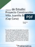 Caso de Estudio Control de Proyectos