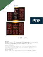 Sejarah Kampung Coklat